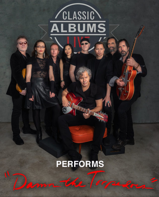 Classic Albums Live perform Tom Petty's Damn The Torpedos