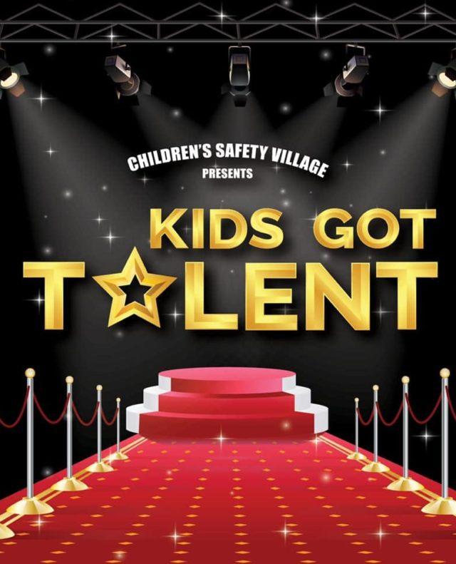 Children's Safety Village Talent Show