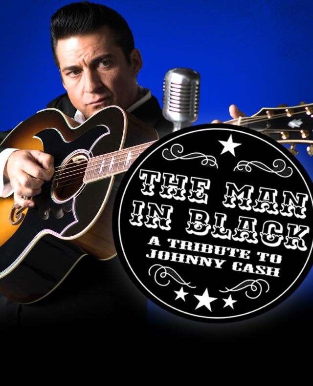The Man in Black with Shawn Barker