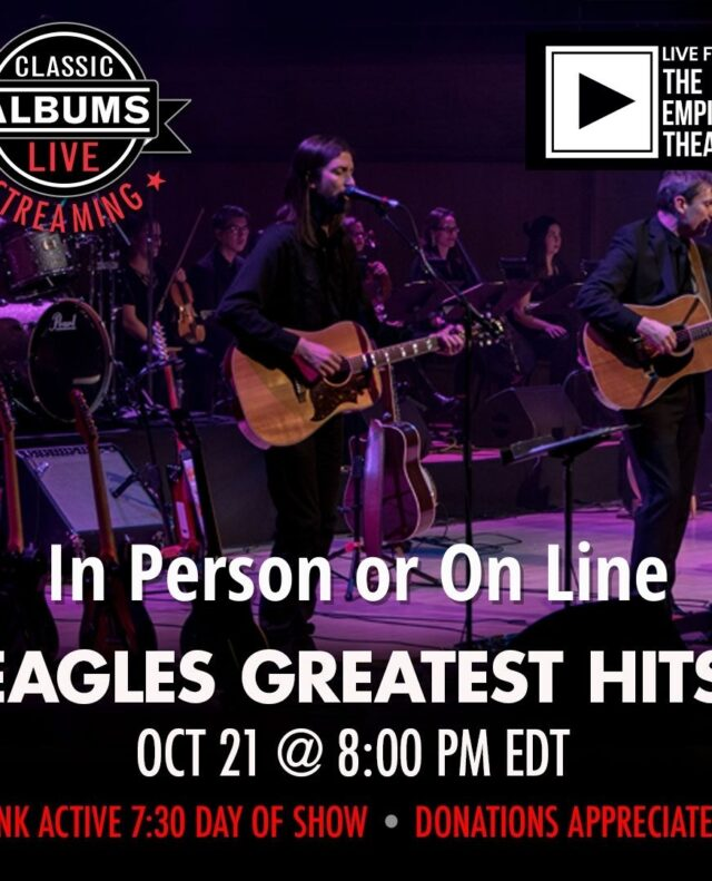 Classic Albums Live – The Eagles Greatest Hits (1971-1975)