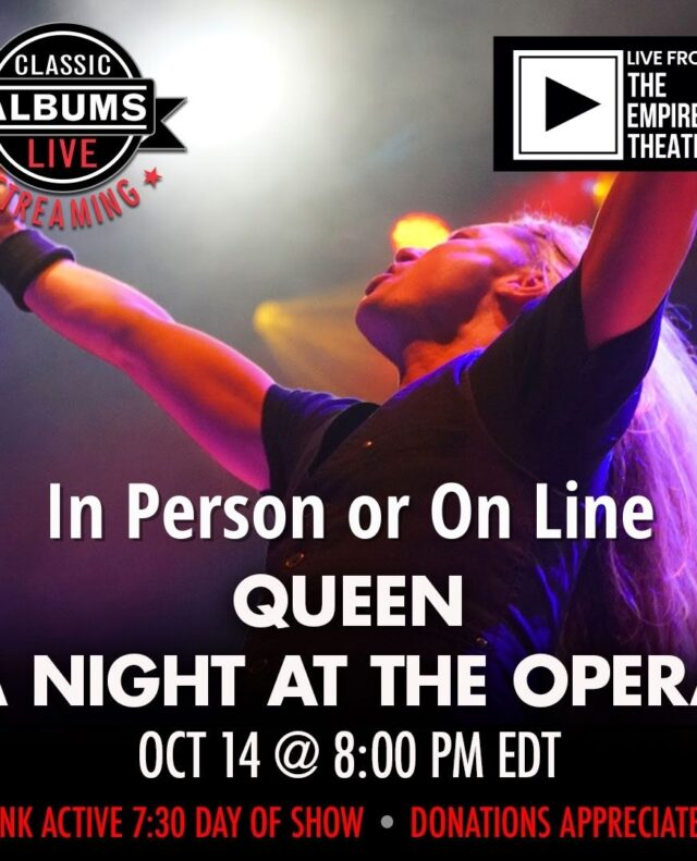 Classic Albums Live – Queen, A Night at the Opera