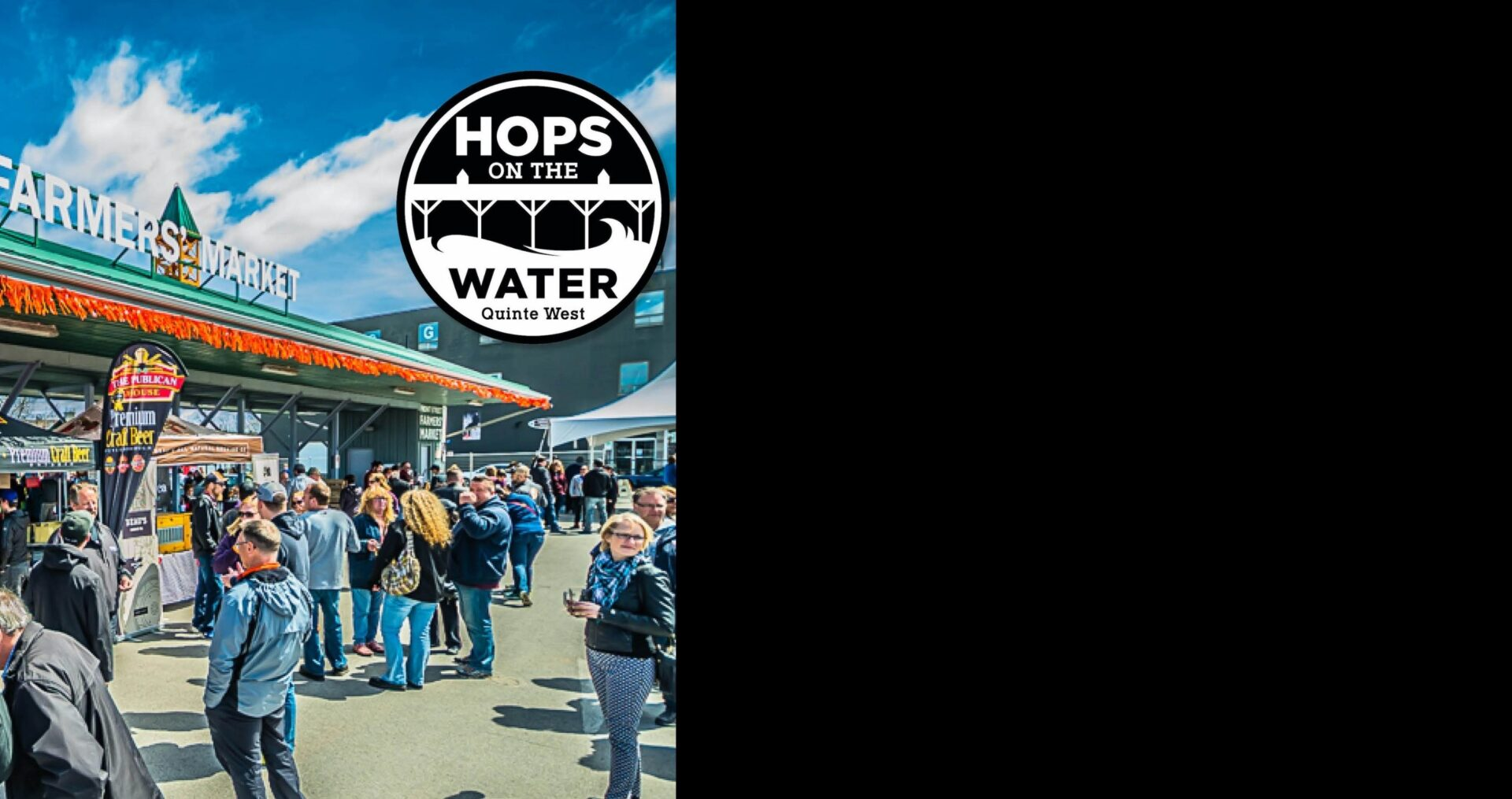 New Date! Hops On The Water