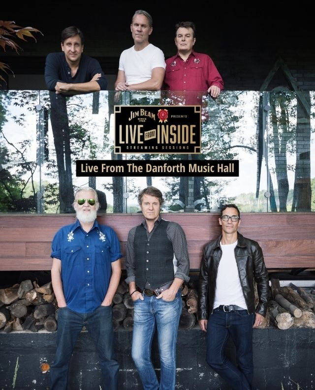 Jim Beam Presents Live From Inside:Blue Rodeo-Live Online and Lost Together