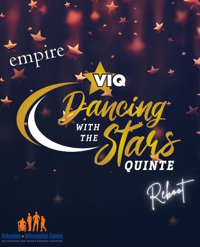 VIRTUAL – 13th Annual Dancing with the Stars Quinte – the REBOOT