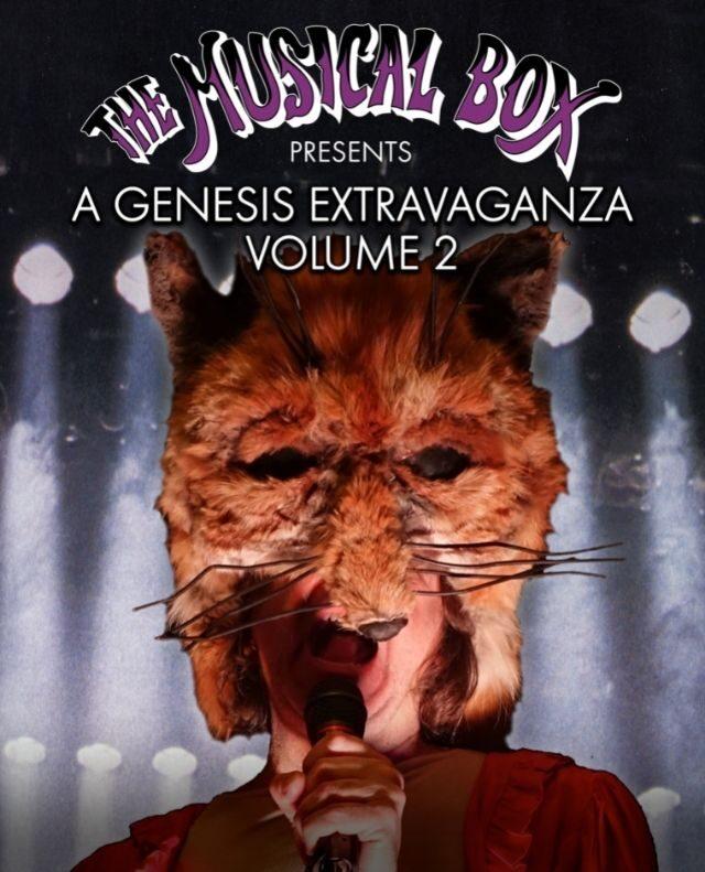 The Musical Box, A Genesis Extravaganza Volume 2