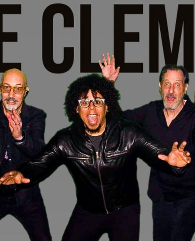 """Jake Clemons """"The Reanimations Tour"""""""